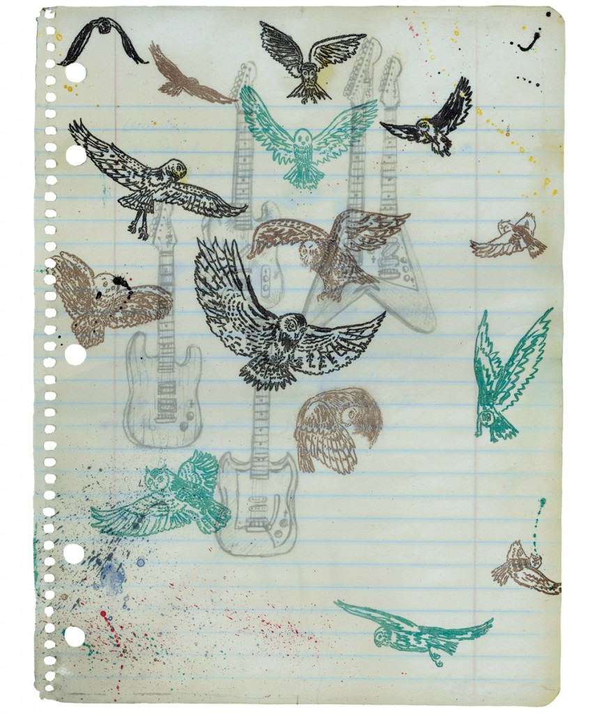 "&nbsp;&nbsp;&nbsp;&nbsp;&nbsp;&nbsp;&nbsp;&nbsp;<em>flying v,</em> archival inkjet & lithography, 19"" x 15.5"""