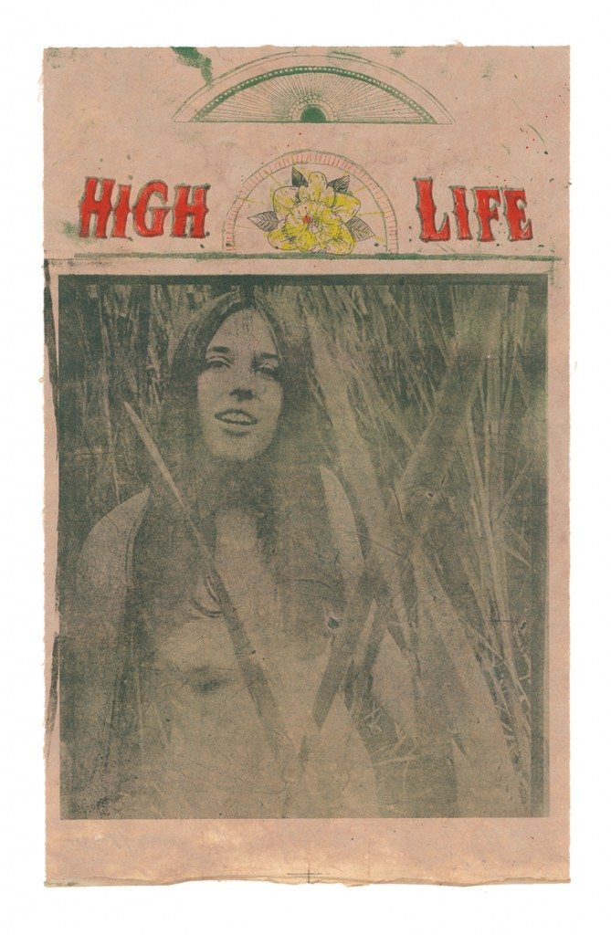 &nbsp;&nbsp;&nbsp;&nbsp;&nbsp;&nbsp;&nbsp;&nbsp;<em>high life,</em> lithograph, 16