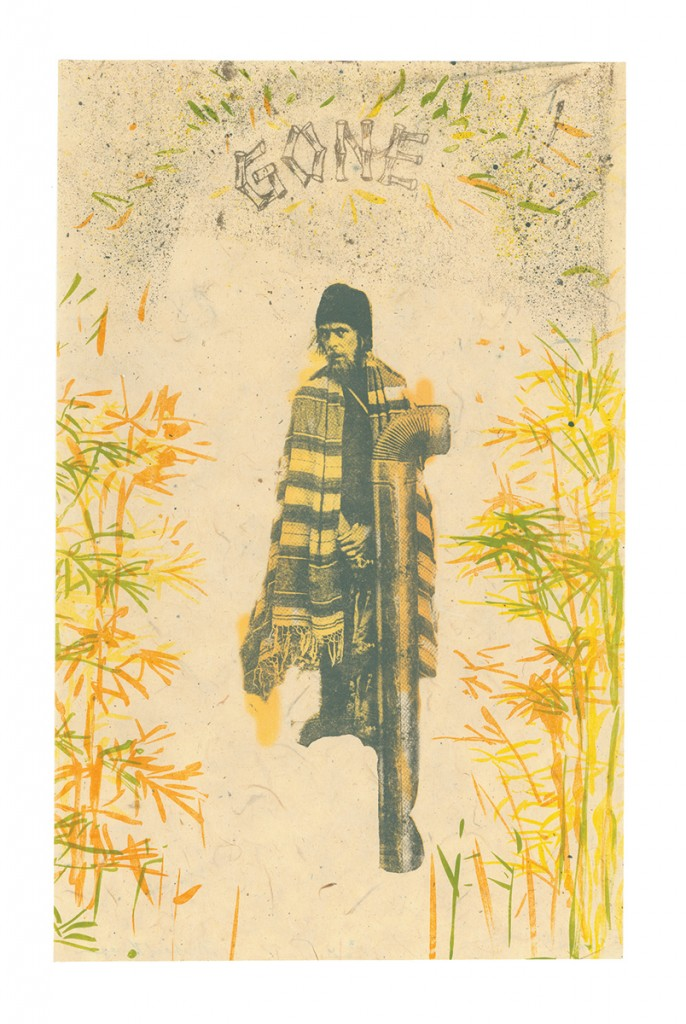 &nbsp;&nbsp;&nbsp;&nbsp;&nbsp;&nbsp;&nbsp;&nbsp;&nbsp;<em>gone,</em> lithograph, 16